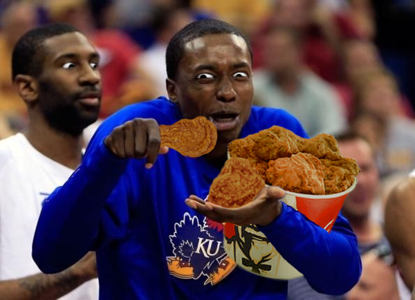 Top 23 fried chicken meme