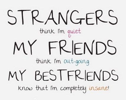 22 Funny Quotes about Friendship