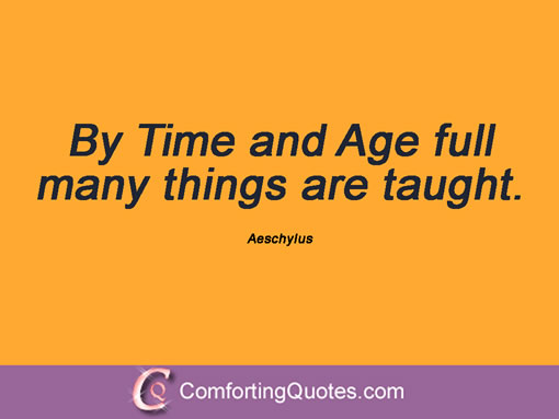 Old time sayings