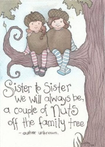 Top 23 sister quotes and sayings