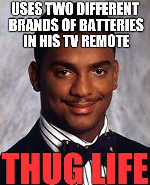 22 Thug Life Memes Funny