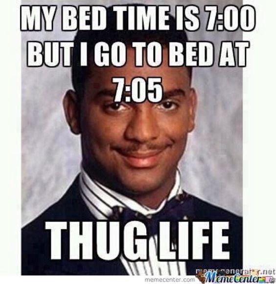22 Thug Life Memes Swag