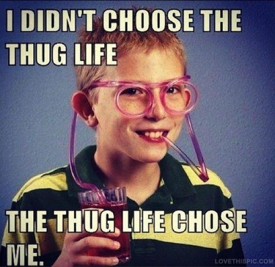 Top 21 Thug Life Memes Gangster