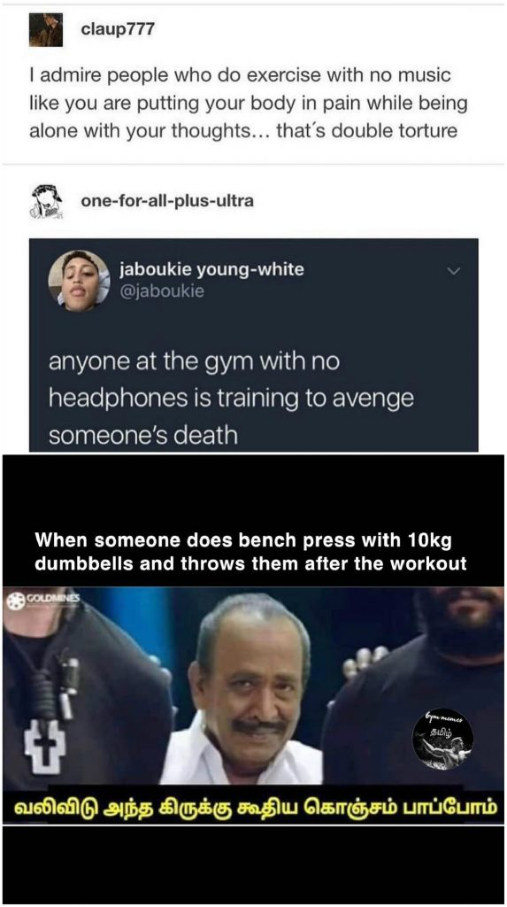 Top 20 Relatable Gym Memes