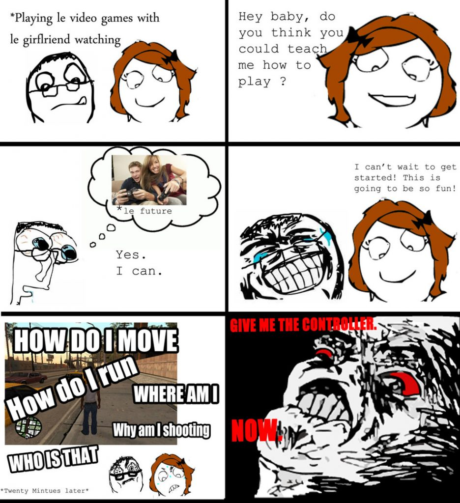 Top 18 Funny Relationship Memes