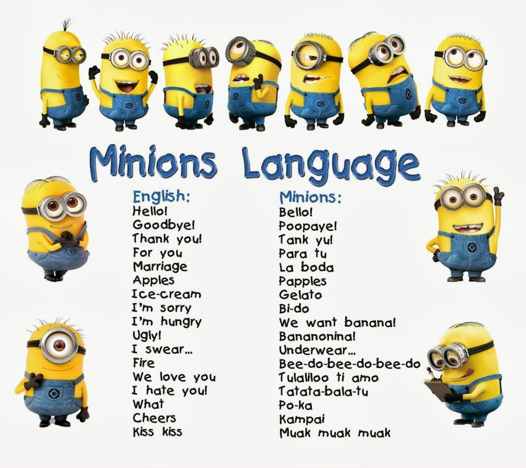 Top 22+ Minions Cute Quotes