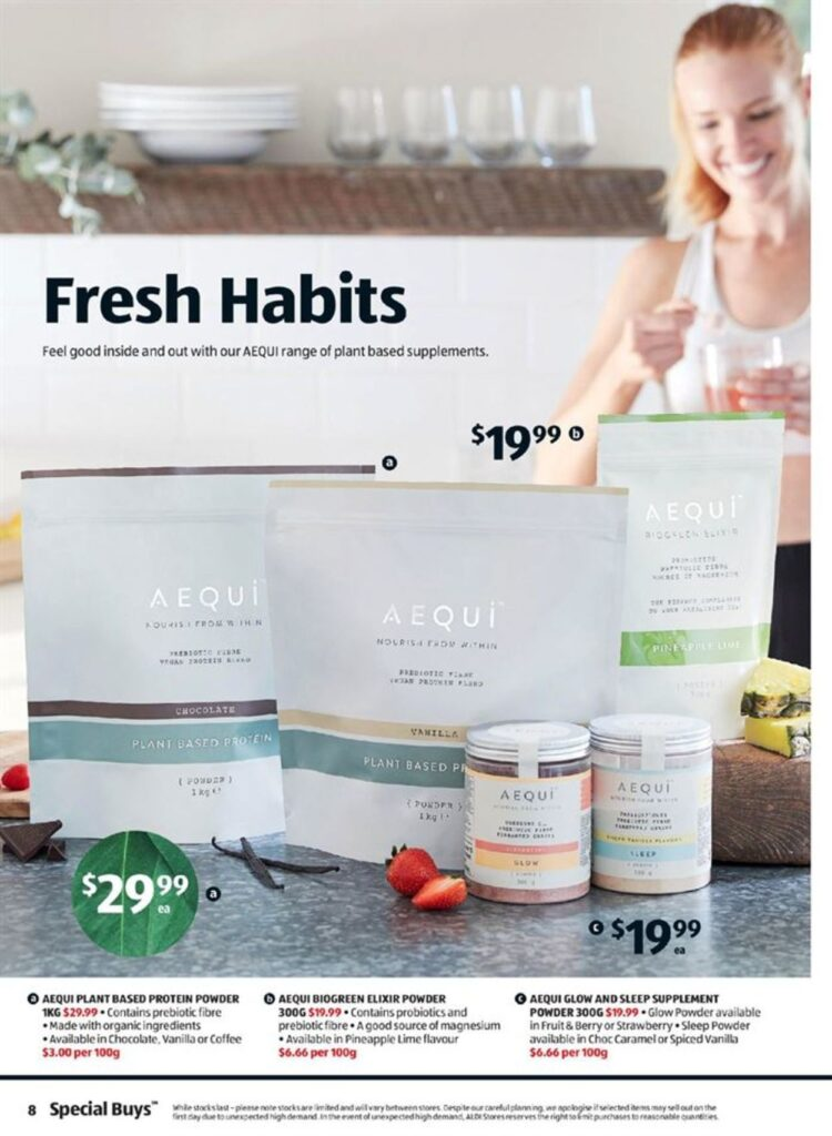 Aequi Protein Powder Review