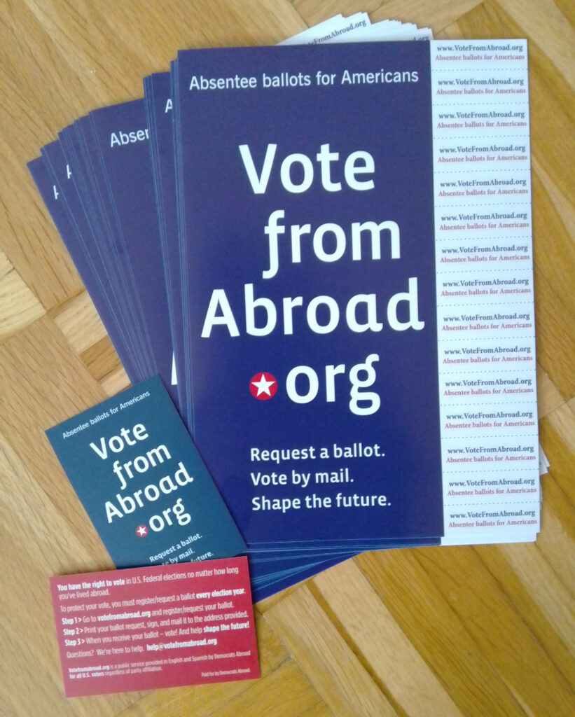 Votefromabroad.org Review