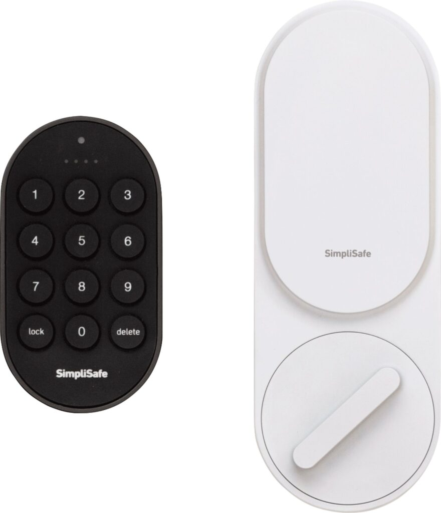 Simplisafe Smart Lock Review