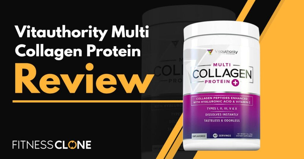 Vitauthority Collagen Reviews