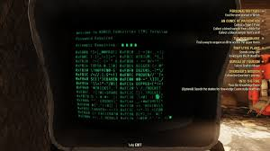 Terminal To Hack Fallout 76
