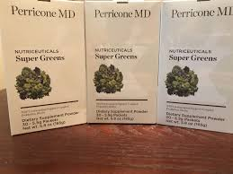 Perricone Md Super Greens Reviews