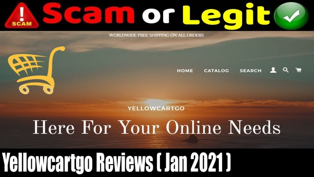 Yellowcartgo Reviews