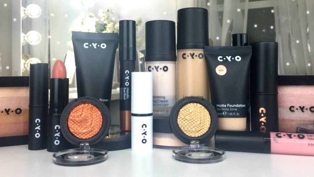 Cyo Makeup Reviews