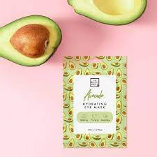 The beauty crop avocado eye mask review