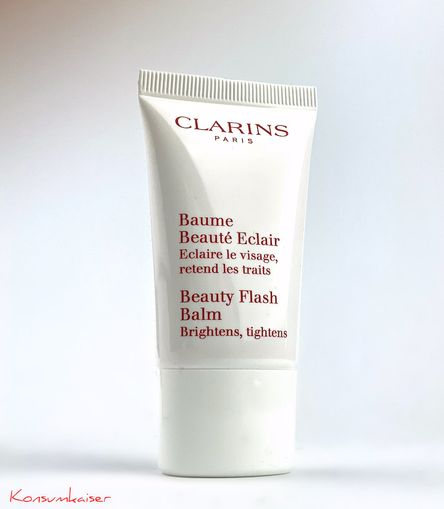 Clarins beauty flash balm review