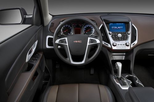 Gmc terrain reviews