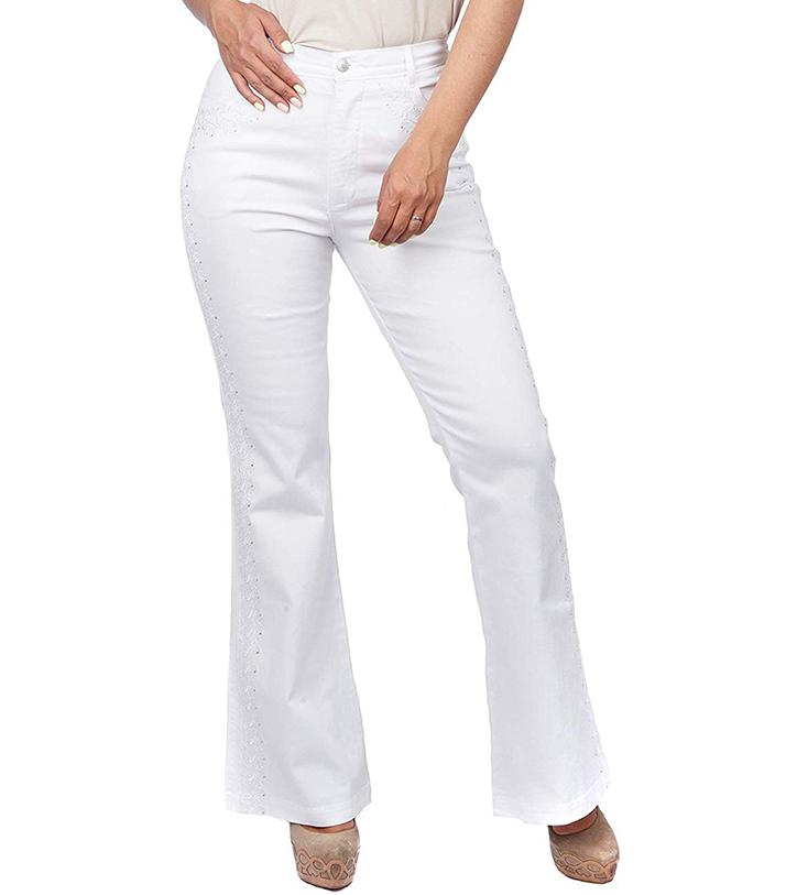 Where to buy flared jeans