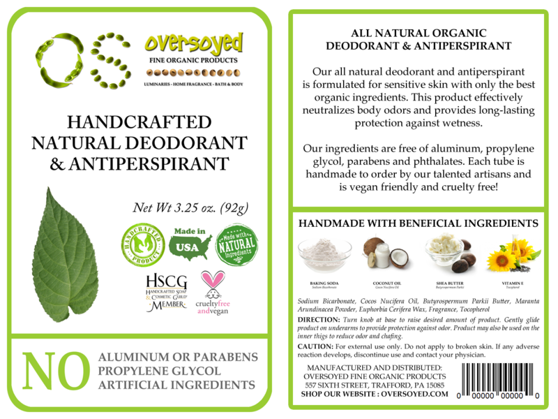 Raw sugar deodorant reviews