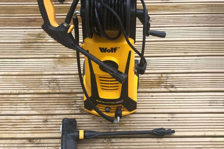 Wolf pressure washer reviews