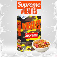 Supreme wheaties where to buy