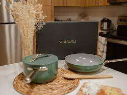 Caraway cookware reviews
