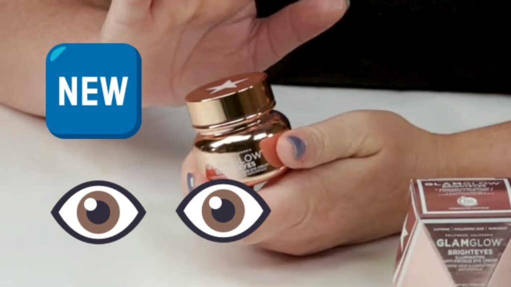 Glamglow bright eyes review