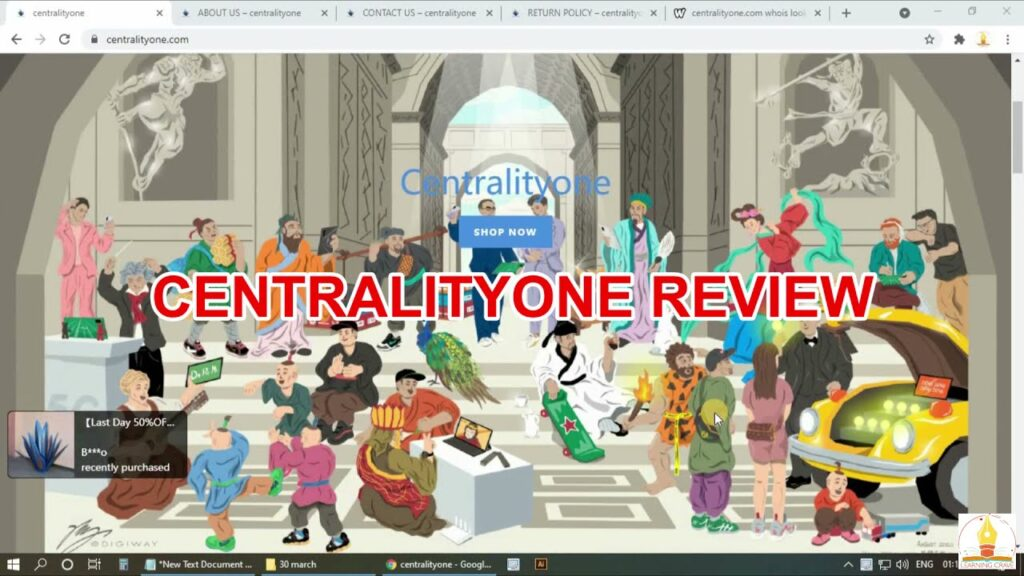 Centralityone.com reviews