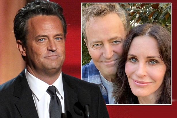 Matthew perry wife