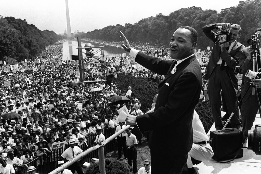 Martin Luther King Fortnite