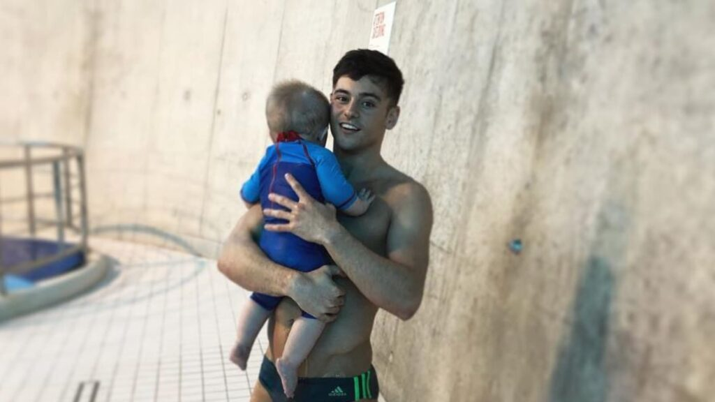 Tom daley son who is the father