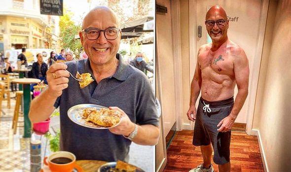 Gregg Wallace Diet