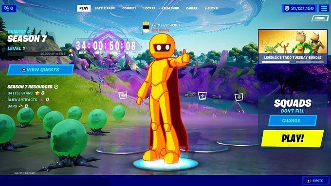 How Long Does A Fortnite Live Event Last