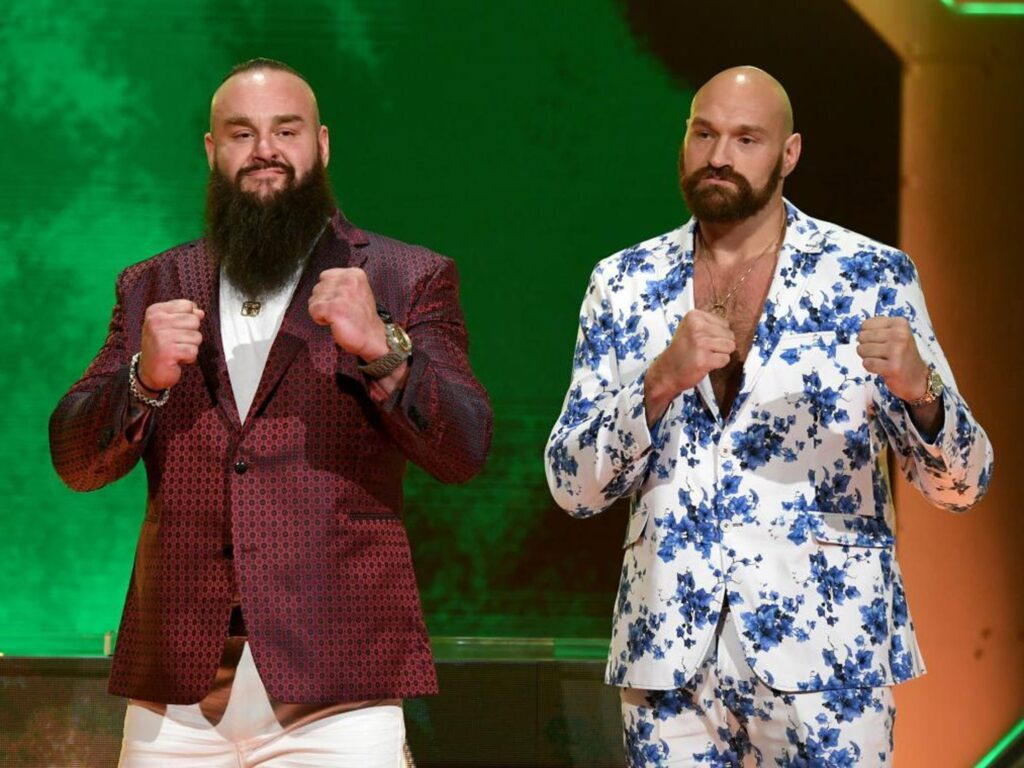 How Much Is Tyson Fury Worth